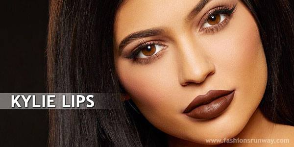 Kylie Jenner Lips Tutorial