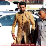 Indian Cricketer Ravindra Jadeja Engagement Photos
