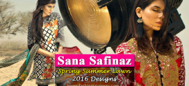 Sana Safinaz Lawn 2016 Summer Dresses with Prices
