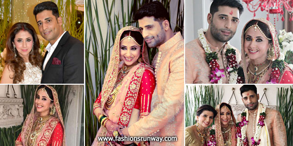 Urmila Matondkar Marriage Pictures