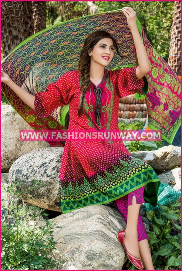 0b86231057 Gul Ahmed Lawn 2016 Vol 2 with Price | Summer Collection '16