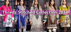 Thredz Spring Summer Lawn Collection 2016