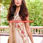 Faraz Manan Eid Collection 2016 Design FM01
