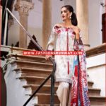 Faraz Manan Eid Collection 2016 Design FM12