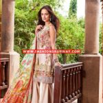 Faraz Manan Eid Collection 2016 Design FM02