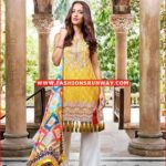 Faraz Manan Eid Collection 2016 Design FM03