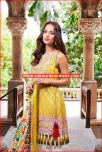 Faraz Manan Eid Collection 2016 Design FM04