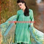 LIGHT GREEN CHANTILLY DE LACE CT-177