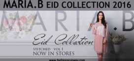 Maria B Eid Collection 2016 with Price