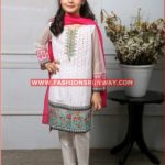 Maria B Eid Dresses 2016 for Little Girls