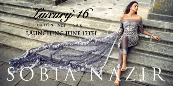 Sobia Nazir Eid Collection 2016 with Price