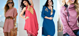 Latest Casual Dresses Designs 2016-2017