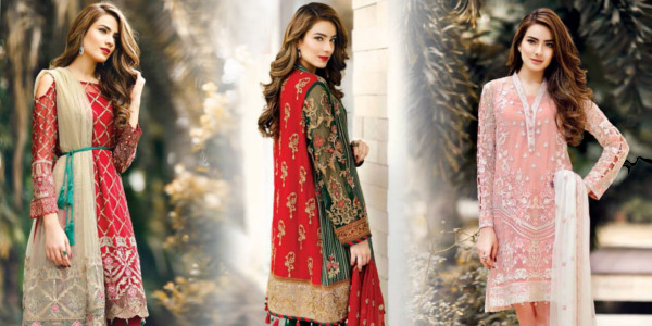Baroque Fashion Chantelle Eid Collection 2016 Prices