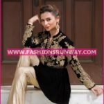 Designer Nadia Farooqui Wedding Collection 2016 - NF3034