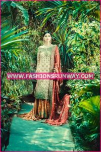 Designer Nadia Farooqui Wedding Collection 2016 - NF5011