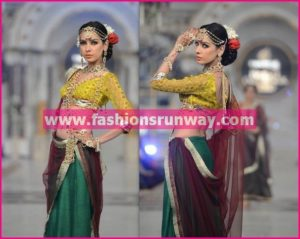 Designer Samreen Vance Bridal Jewellery Collection 2016