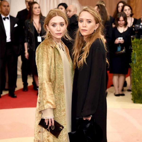 Mary Kate and Ashley Olsen not Identical Twins