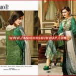 house of ittehad fall winter dresses 2016 design 5803