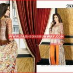 house of ittehad fall winter dresses 2016 design 5804