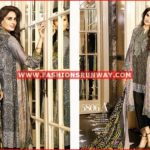 house of ittehad fall winter dresses 2016 design 5805