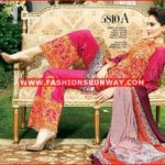 house of ittehad fall winter dresses 2016 design 5816