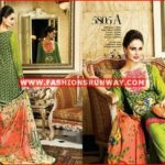 house of ittehad fall winter dresses 2016 design 5818