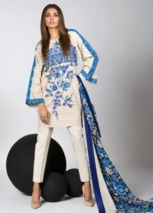 Sana Safinaz Winter Collection 2016 Design 02