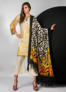 Sana Safinaz Winter Collection 2016 Design 08