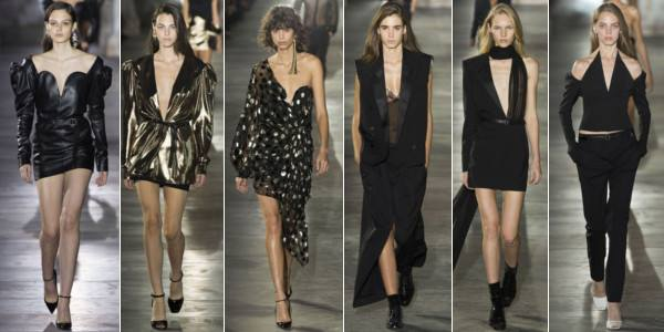 Saint Laurent RTW Spring Summer Collection 2017 Prices