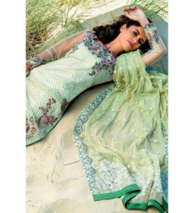 Design 09 Sobia Nazir Luxury Chiffon 2016 Unstitched Suit