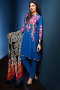 Khaadi Winter Collection 2016 Design # P16845