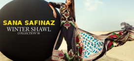 Sana Safinaz Winter Collection 2016-2017